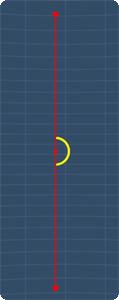 a straight angle